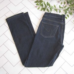 Citizens of Humanity Elson Straight Leg Jeans 27
